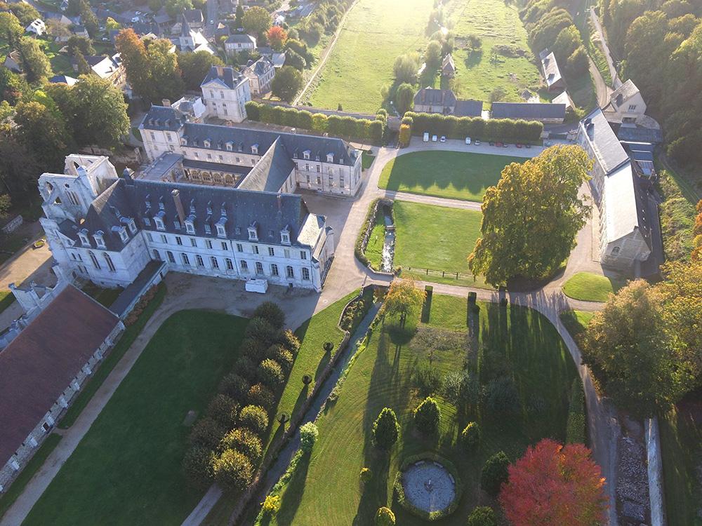 photo de Abbaye Saint Wandrille de Fontenelle (bénédictins)